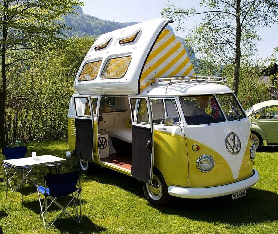 Camper Van Design For Vw Bus108 Camperism